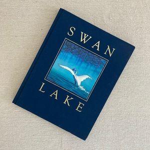 Vintage Swan Lake Book